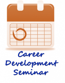 image career development calendar