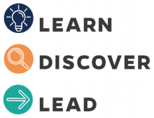 Learn - Discover - Lead