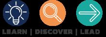 Logo Learn-Discover-Lead
